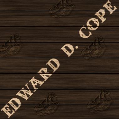 edward d cope
