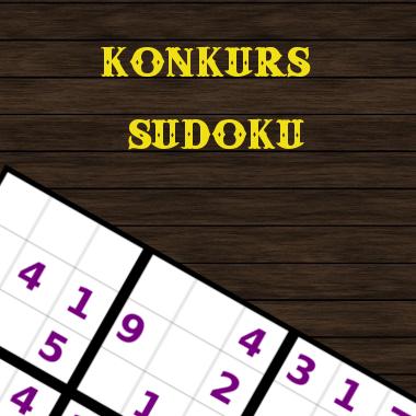 Konkurs_sudoku