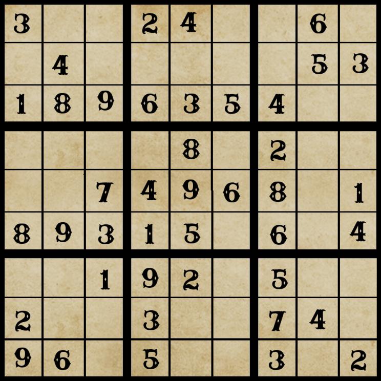 Sudoku_zadanie